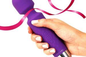 Most Powerful Vibrators - Yarosi Personal Wand Massager