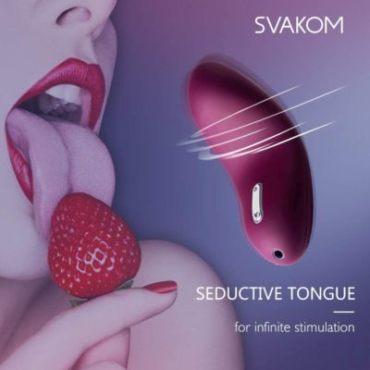 Top 5 Best Clitoral Vibrators - Svakom Echo