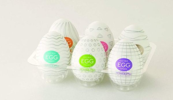 Tenga Eggs Review — Tenga Eggs Set