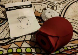 Rose Clit Sucker Vibrator Review