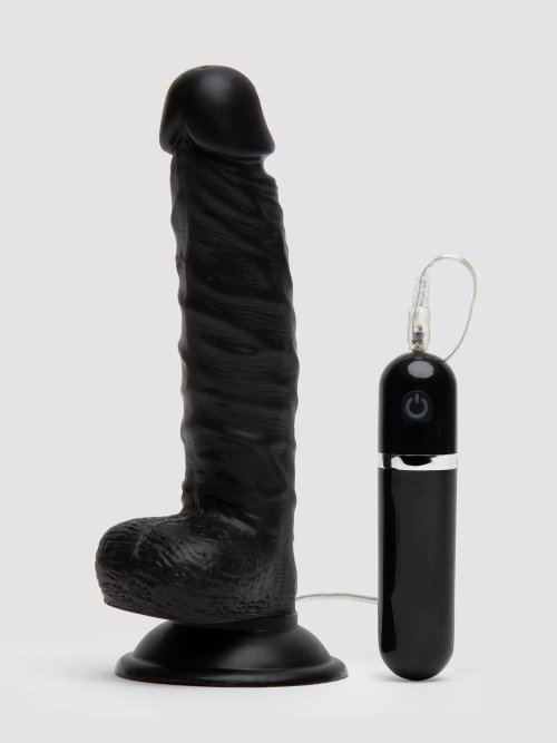 Lifelike Lover Classic Realistic Dildo Vibrator 8 Inch